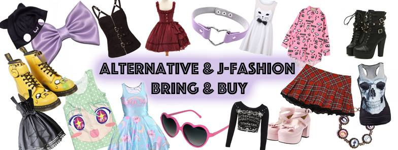 Alternative Fashion Bring and Buy at KAA-Schools Plus