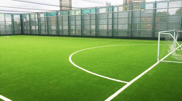 4G Pitch - Kensington Aldridge Academy