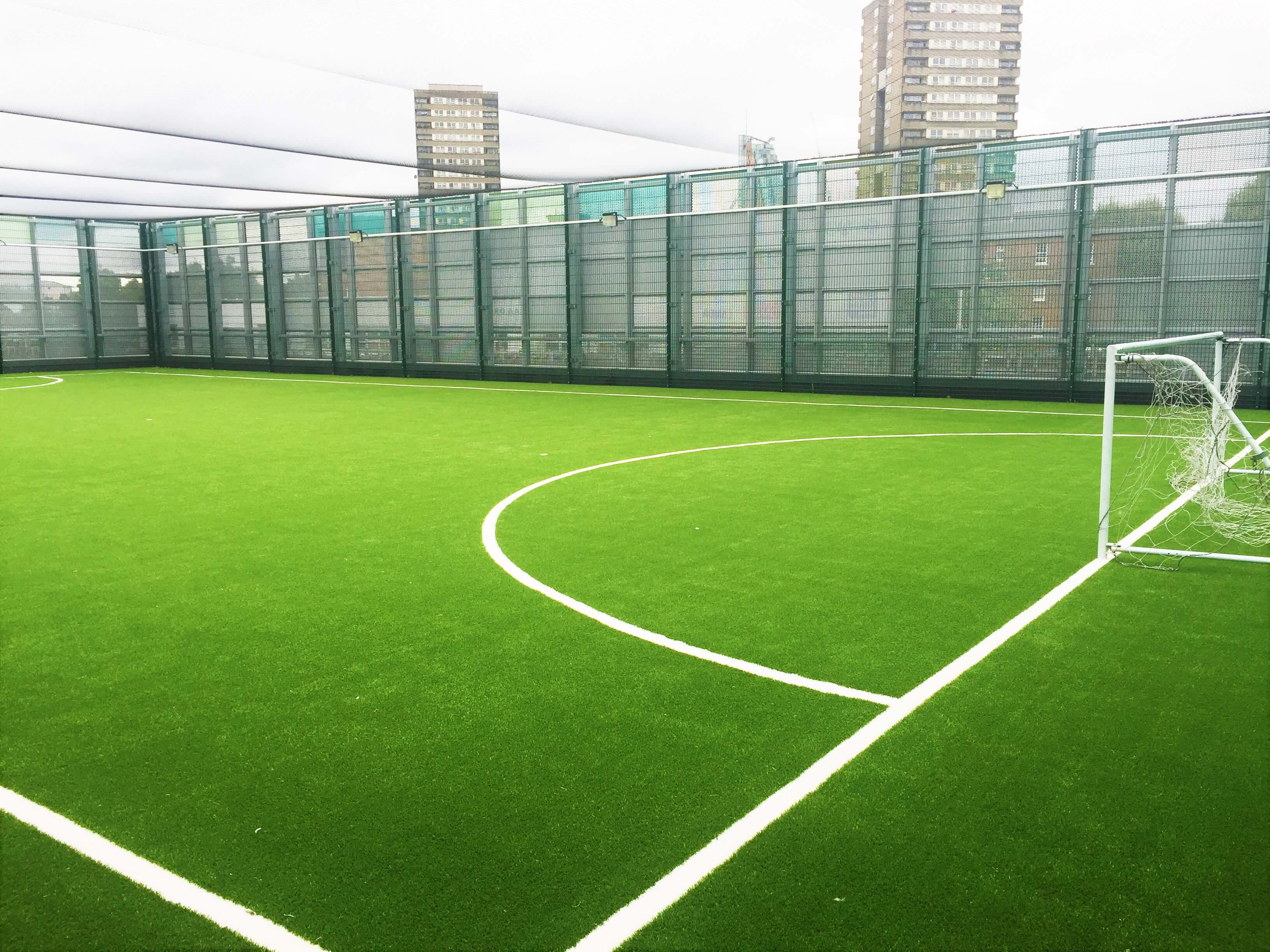 4G Rooftop Pitch