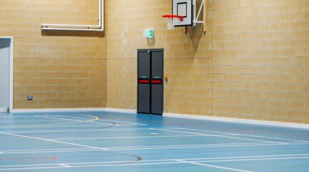 Sports Hall - Latimer Arts College - Schools Plus