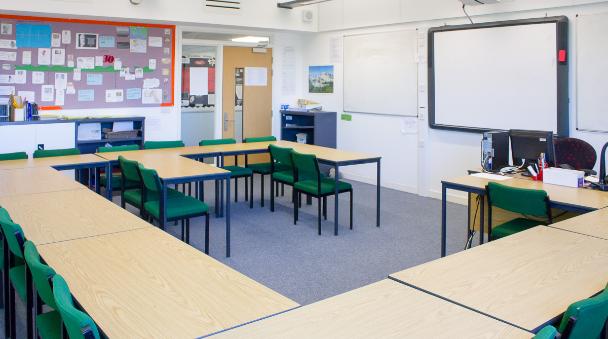Classrooms for hire in Luton