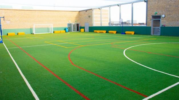 3G Pitch - Marlborough Primary School