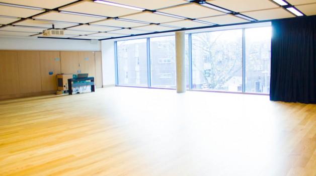 Dance Studio - Marlborough Primary School