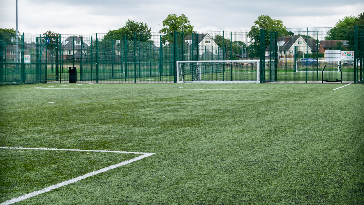 Five-a-side 3G Pitch
