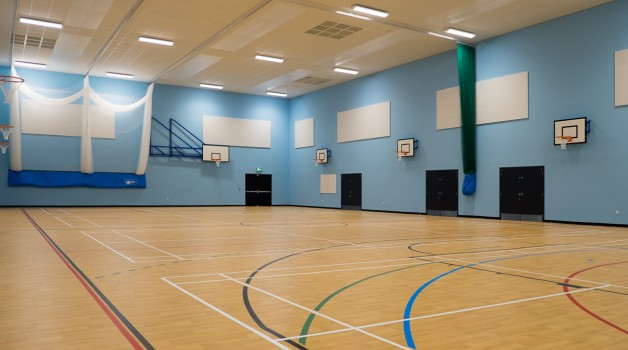 Sports Hall - MEA Central