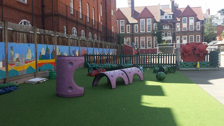 Children's outdoor parties