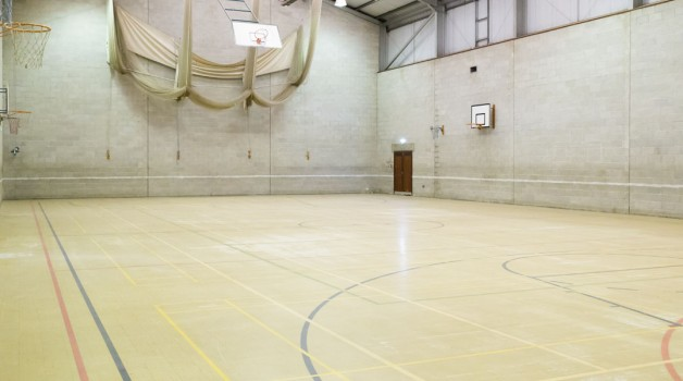 Millthorpe School - Sports Hall
