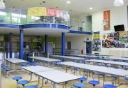 Millthorpe School - Dining Hall