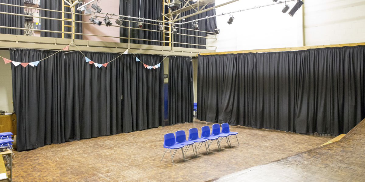 Fully functional Drama Studio