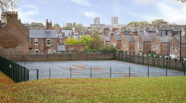 Millthorpe School - Grass Pitches
