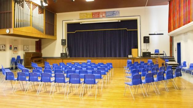 Millthorpe School - Main Hall