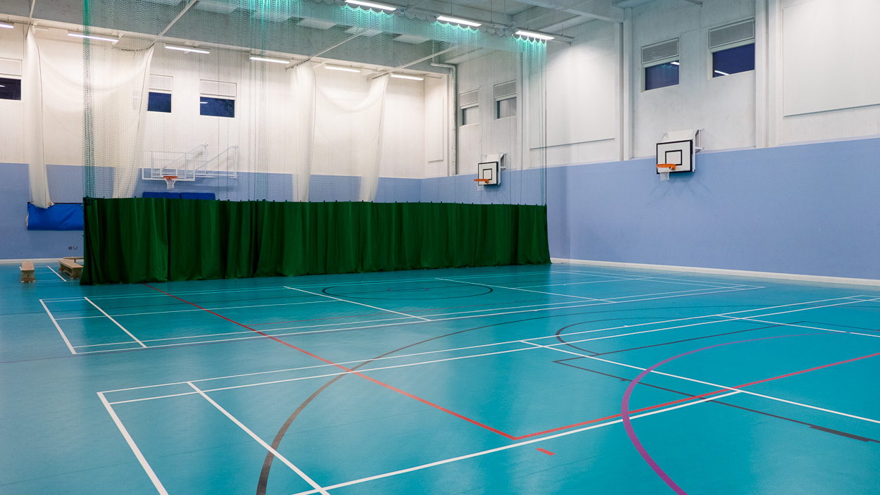 Mossbourne Victoria Park Academy - (Sports Hall)