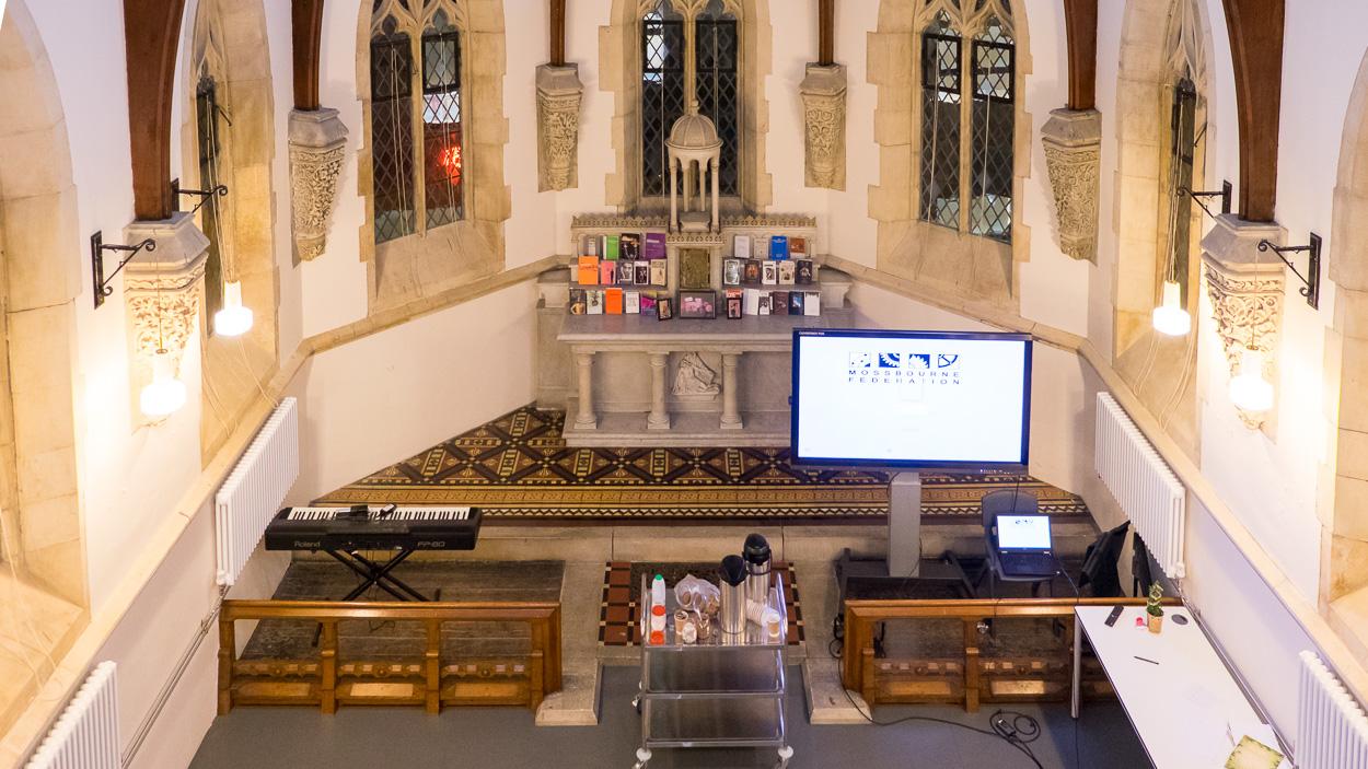 Mossbourne Victoria Park Academy - (Chapel)