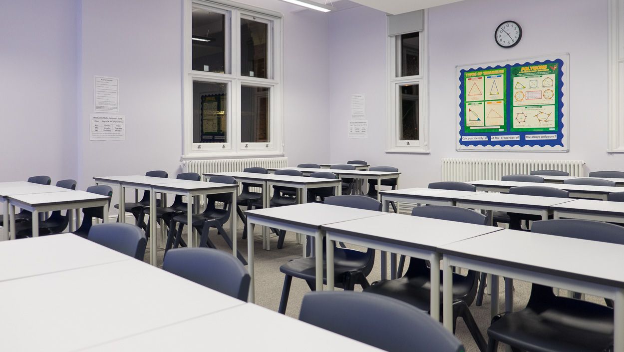 Mossbourne Victoria Park Academy - (Classrooms)