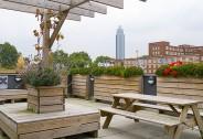 Roof Terrace - Pimlico Academy