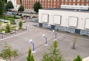 Basketball Court - Pimlico Academy