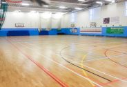 Sports Hall - Pimlico Academy