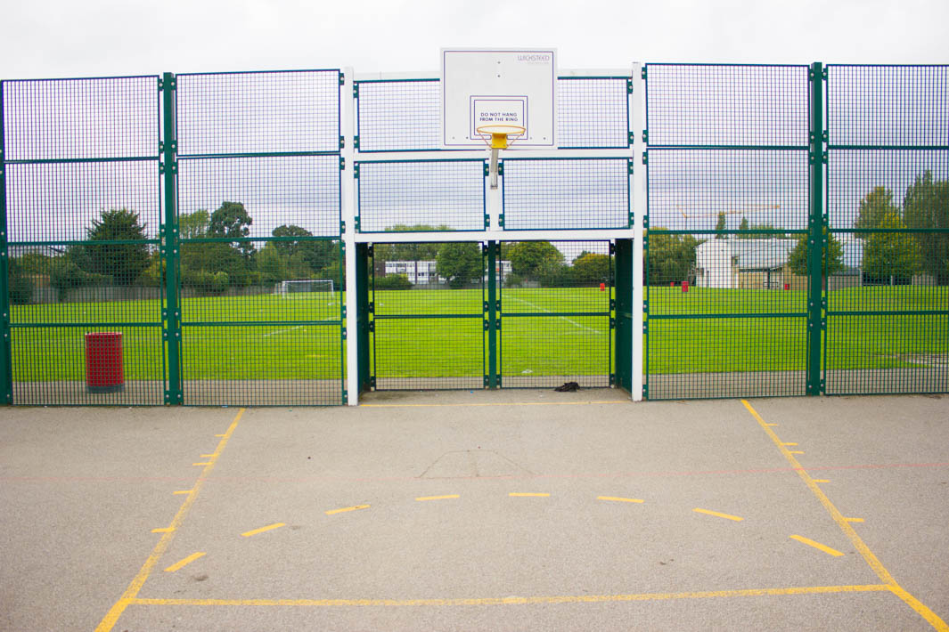 Outdoor MUGA Pitch