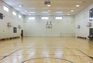 Raines Foundation Upper School Sports Hall