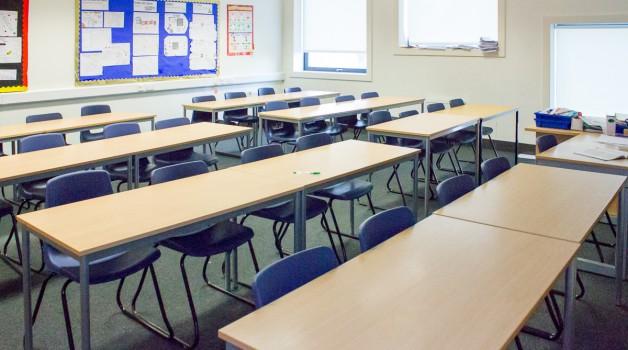 Raines Foundation Upper School Classrooms
