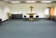Raines Foundation Upper School Chapel