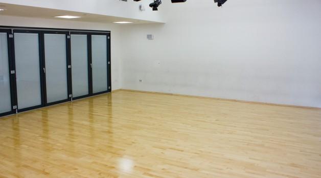 Raines Foundation Upper School Drama Studio