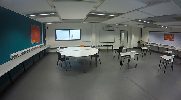 School 21 Classrooms