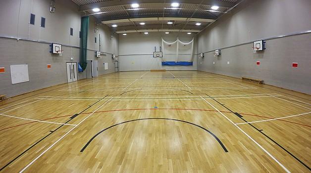 Sports Hall hire Stratford East London
