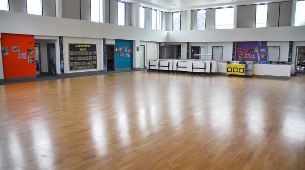 School 21 Primary Hall