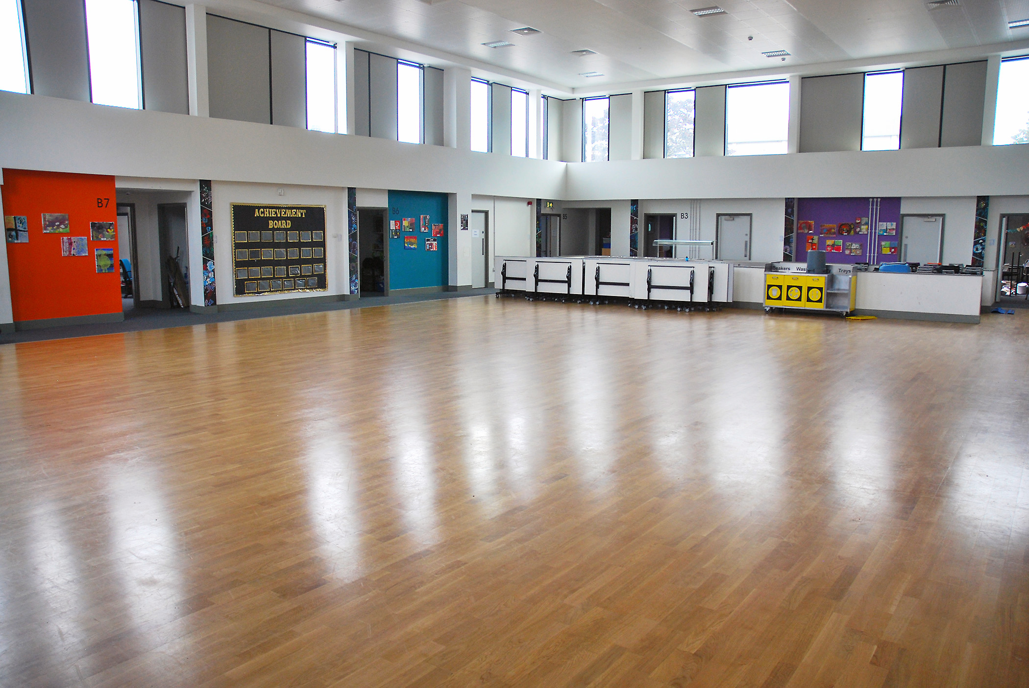 Primary Hall