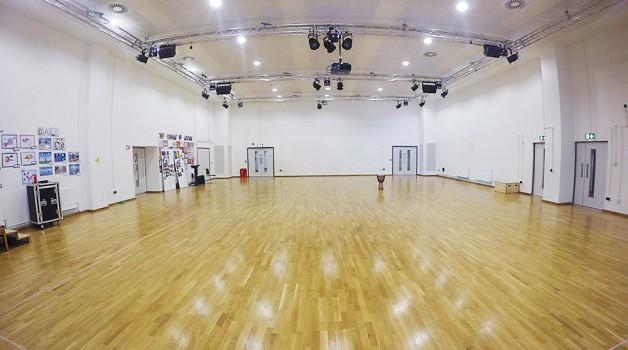 School 21 Performance Hall