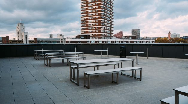 Terrace - Sir Simon Milton Westminster UTC - Schools Plus
