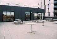 Terrace - Sir Simon Milton Westminster UTC - Schools Plus