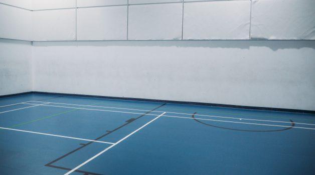 Sports Hall - Sir Simon Milton Westminster UTC - Schools Plus
