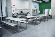Dining Room -Sir Simon Milton Westminster UTC - Schools Plus