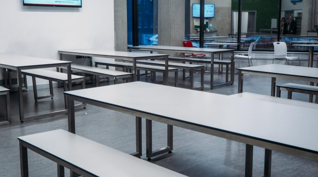 Dining Room -Sir Simon Milton Westminster UTC - Schools Plus