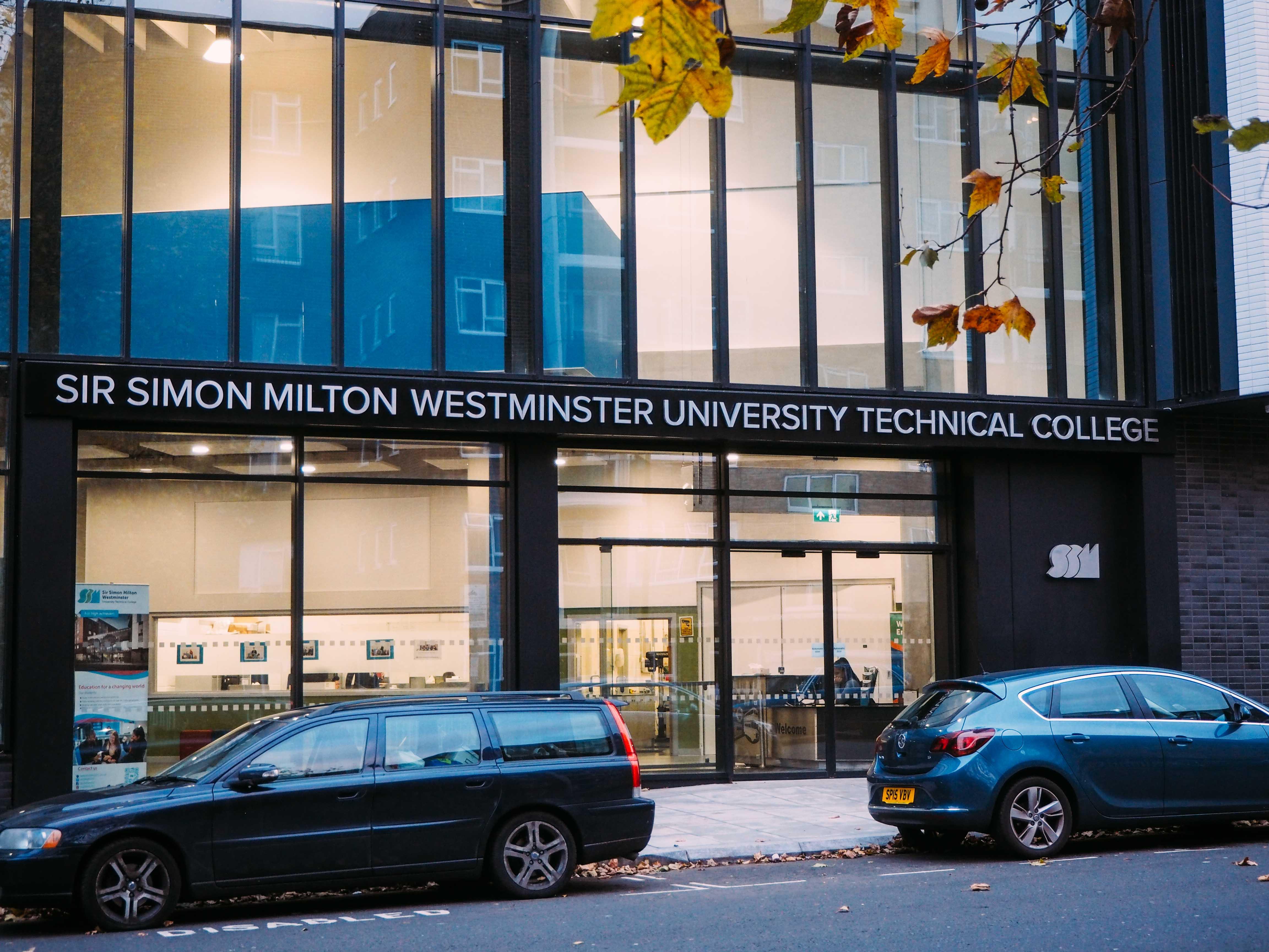 Sir Simon Milton Westminster UTC - Schools Plus