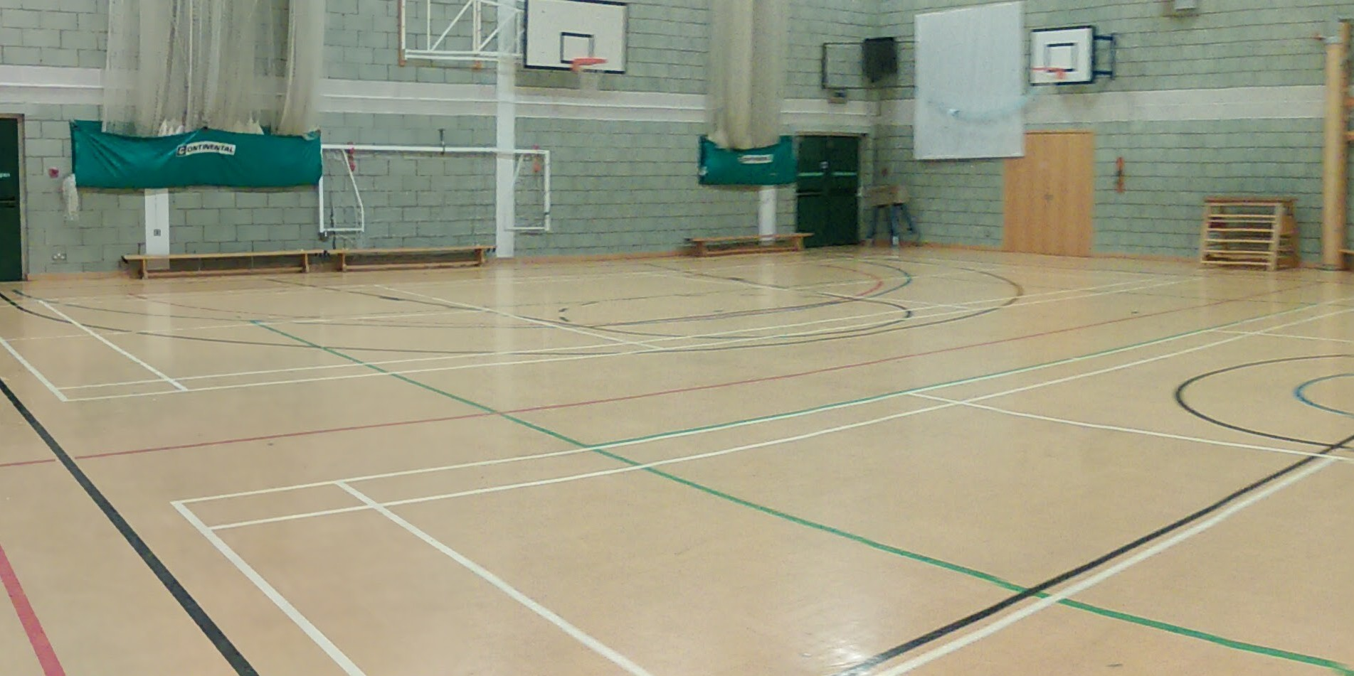 Sports Hall  for hire in Wandsworth