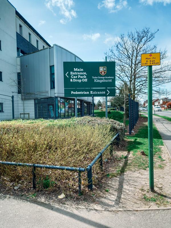 Tudor Grange Academy Kingshurst