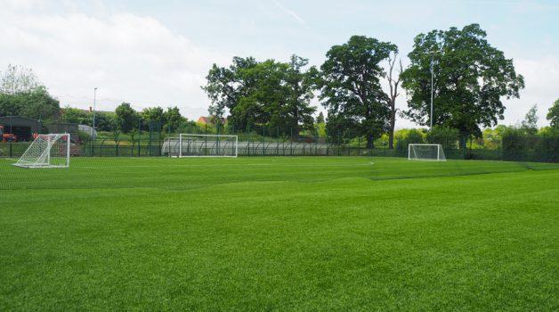 Harefield Academy - 3G Pitch -Schools Plus