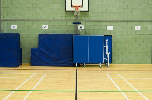 Harefield Academy-Sports Hall-Schools-Plus