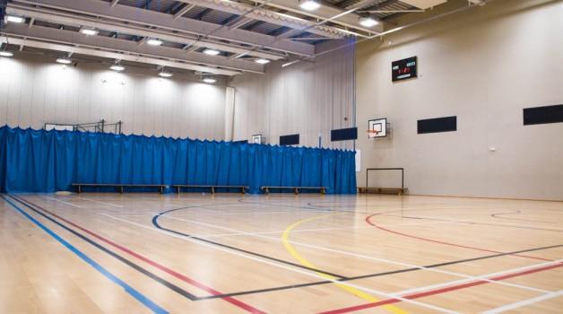 Sports Hall Thetford Academy