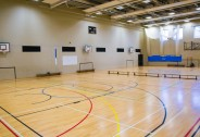 Sports Hall Thetford Academy