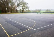 Netball Courts - The Thetford Academy