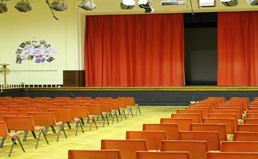 Assembly hall schools plus at trinity school