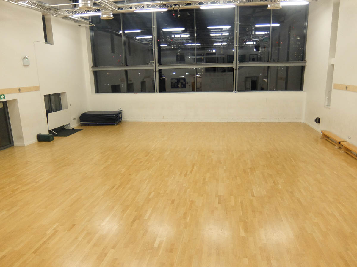 Dance Hall In Wapping High School