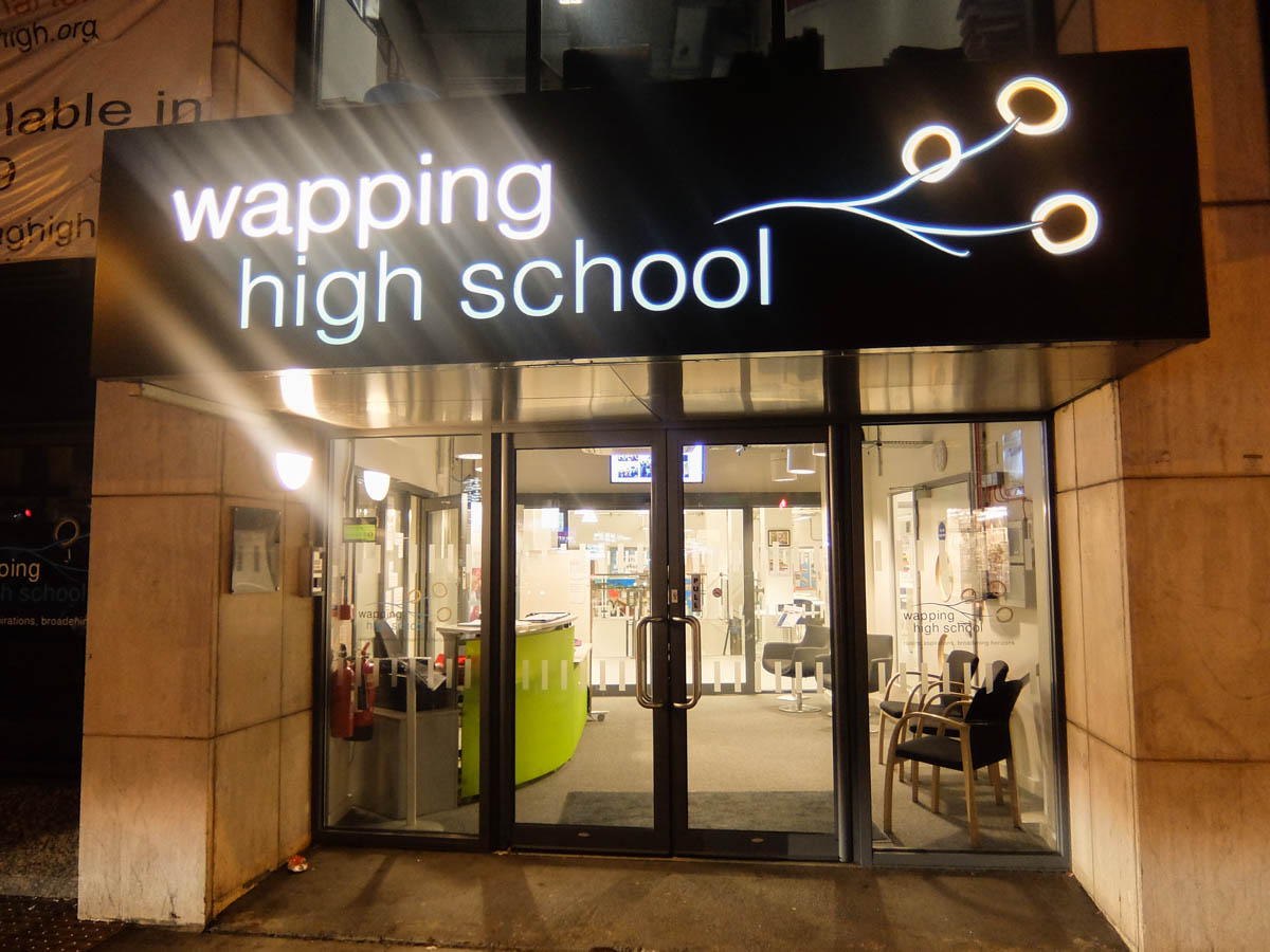 Wapping High School