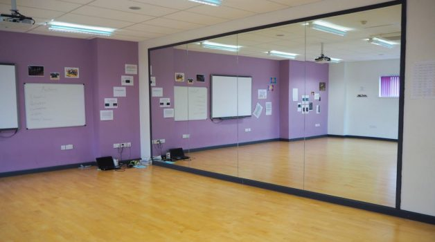 Dance Studio- Westcliff High School for Girls - Schools Plus