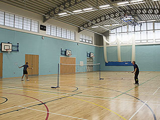 Sports Facilities for Hire