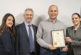 Employee of the Year – Amin Deriche